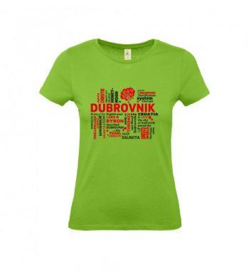 Ženska Majica – Dubrovnik 1