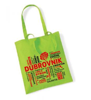 Pamučna Torba U Boji – Dubrovnik 1