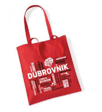Pamučna Torba U Boji – Dubrovnik 2
