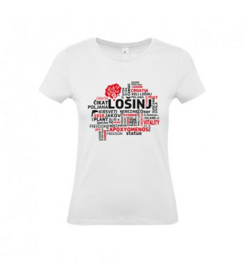 Ženska Majica – Lošinj 1