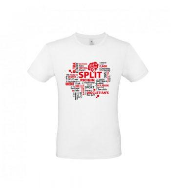 Muška Majica – Split 1