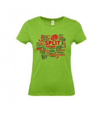 Ženska Majica – Split 1