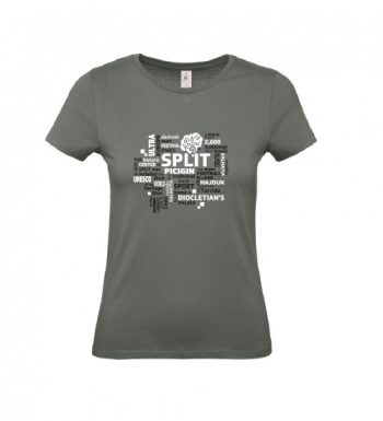 Ženska Majica – Split 2