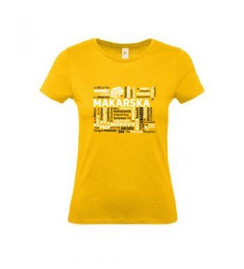 Ženska Majica – Makarska 1